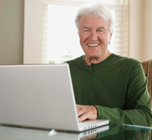 Older Man_Laptop
